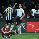 Le pagelle di Milan-Juventus: Matri, che veleno. Nocerino turbo inesauribile, Borriello e Pato fantasmi
