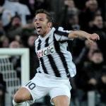Serie A, Juventus-Inter 2-0: Caceres-Del Piero, la Signora ha ancora fame di scudetto