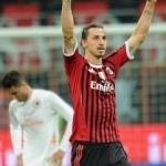 Serie A, Milan-Roma 2-1: Osvaldo illude, Ibra rimonta