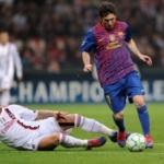 Le pagelle di Milan-Barcellona: AAA, Abbiati Ambrosini Antonini, tutti promossi. Messi fa paura, Iniesta in ombra