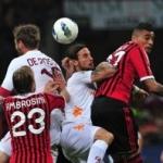 Le pagelle di Milan-Roma: Totti inguardabile, Bojan sbaglia tutto. Ci pensa il solito Ibra