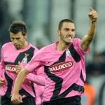 Serie A, Juventus-Napoli 3-0: Bonucci-Vidal-Quagliarella. Bianconeri devastanti, a -2 dal Milan