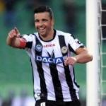 Serie A, Udinese-Lazio 2-0: Di Natale e Pereyra stendono Reja. Quattro squadre al terzo posto