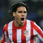 Europa League: Falcao strepitoso, ma il Valencia non molla. Lo Sporting rimonta l'Athletic