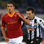 Le pagelle di Roma-Udinese: Totti si riprende la Sud, Osvaldo grinta e qualità. Lamela irritante, Di Natale c'è sempre