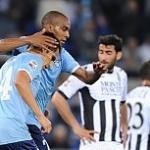 Le pagelle di Lazio-Siena: Candreva indiavolato, Pegolo le prende tutte. Destro freddezza e incisività