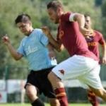 Roma, prima sgambatura dell'anno. 9-0 ai dilettanti della Val Pusteria