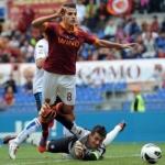 ROMA-ATALANTA 2-0 – Lamela e Bradley rialzano Zeman. Ma è polemica sui grandi esclusi