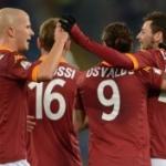 ROMA-ATALANTA 3-0 – Si vola ai quarti di Coppa Italia. Ennesima idiozia di Osvaldo