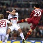 ROMA-MILAN 4-2 – Diavolo schiantato, il miglior modo di chiudere il 2012. Buon Natale a tutti!