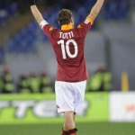 ROMA-FIORENTINA 4-2 – Gelo, spettacolo e un Totti monumentale