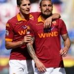ROMA-SIENA 4-0 – Qualità e tanti gol, Osvaldo ne fa tre. L'Europa League non è un'utopia