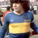 Campioni d' importazione 4 : Maradona