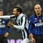 Serie A: Vucinic-Marchisio e la Juve vola. Inter battuta a San Siro 1-2!