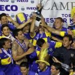 Argentina, ha vinto il Boca dei record