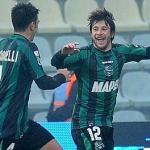 Serie B: Sassuolo, poker e aggancio alla vetta. Pescara, Verona e Padova volano!
