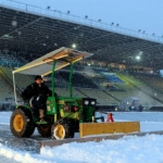 Serie A: Parma-Juventus rinviata per neve!