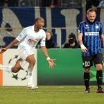 """Champions League: Ayew castiga l'Inter nel finale. Il Marsiglia vince al """"Velodrome"""" 1-0!"""