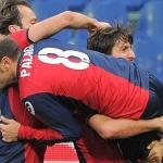 Serie A: Il Genoa non perdona una Lazio a pezzi, 3-2 per il Grifone
