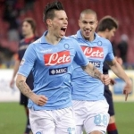 """Serie A: Napoli, formato Wimbledon. Il Cagliari crolla al """"San Paolo"""" per 6-3!"""