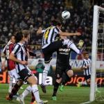 """Serie A: Juve, la """"pareggite"""" continua! Segno X anche tra Parma-Fiorentina (2-2) e Cesena-Catania (0-0)."""