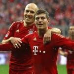 Bundesliga: Prosegue la rincorsa alla vetta del Bayern, tonfo del Monchgladbach, lo Schalke batte il Leverkusen, mentre il Werder ottiene solo il pari con l'Augsburg