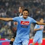 """Coppa Italia: Napoli, notte da sogno firmata Cavani-Hamsik. Juventus battuta all'""""Olimpico"""" 2-0!"""