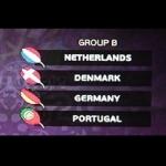Verso Euro 2012: Presentiamo il Gruppo B