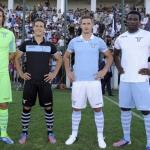 Presentate le nuove maglie della Lazio 2012/13