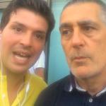 ESCLUSIVA: Intervista a Stefano Greco – Manifestazione Tifosi Lazio – Piazza Santi Apostoli