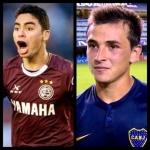 NUOVI TALENTI: Simone Gamberini ci presenta Miguel Almiron del Lanus e Andres Cubas del Boca Juniors