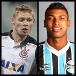 NUOVI TALENTI: Marlone del Corinthians e Walace Souza Silva del Gremio